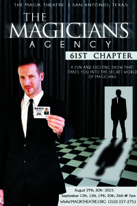 magicians agency